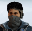 Echo Default Headgear