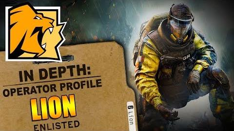 Rainbow Six Siege - In Depth How to Play LION - Operator Profile