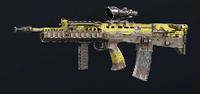 Rusty Trigger L85A2 Skin