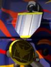 Zofia Medallion Charm