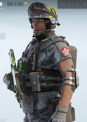 Lesion Monsoon Uniform