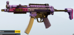 Cramoisi MP5 Skin