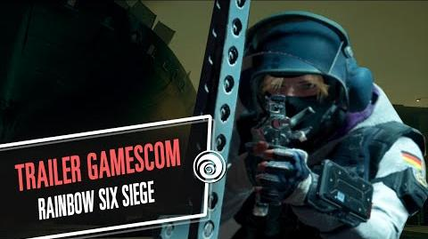 Rainbow Six Siege - Trailer da Gamescom
