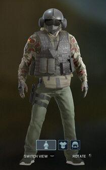 63.Jäger Splittermuster