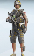 Lesion Space Age Uniform