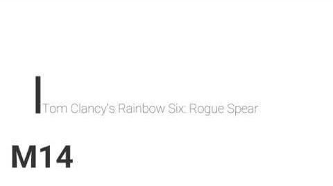 Rainbow Six- Rogue Spear M14