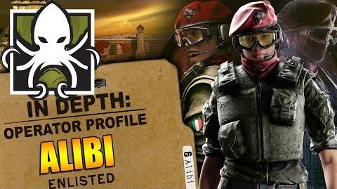 Rainbow Six Siege - In Depth How to Play ALIBI - Operator Profile