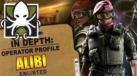 Rainbow Six Siege - In Depth How to Play ALIBI - Operator Profile