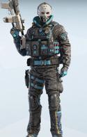 Rogue I Uniform