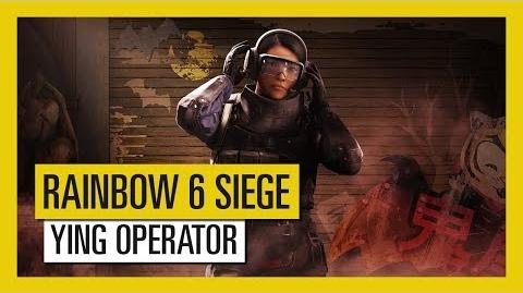 Tom Clancy's Rainbow Six Siege - Blood Orchid Ying Operator