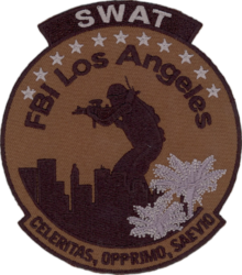 FBI Swat Logo