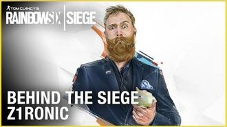 Rainbow Six Siege Z1ronic – Operators of Siege Behind the Siege Ubisoft NA
