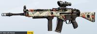 The Emperor AR33 Skin