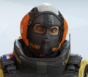 Lion Station Pilot Headgear
