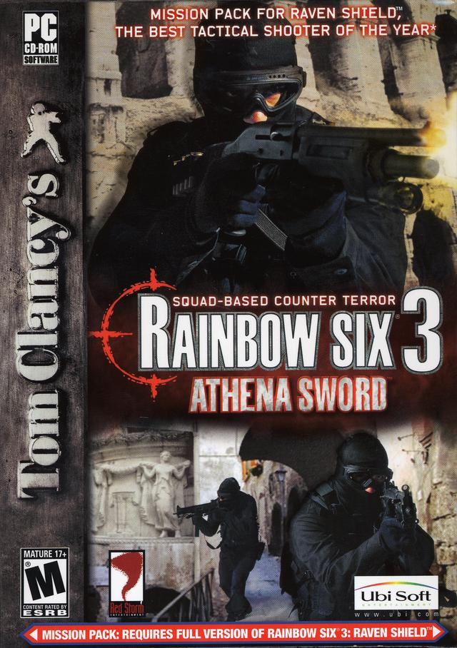 Tom clancy's rainbow six 3: raven shield free download pc game.
