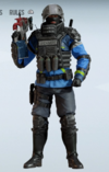 Rook Mobile Trooper Uniform