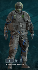 Fuze Nighthaven Prototype Uniform