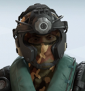 Jackal Savanna Headgear