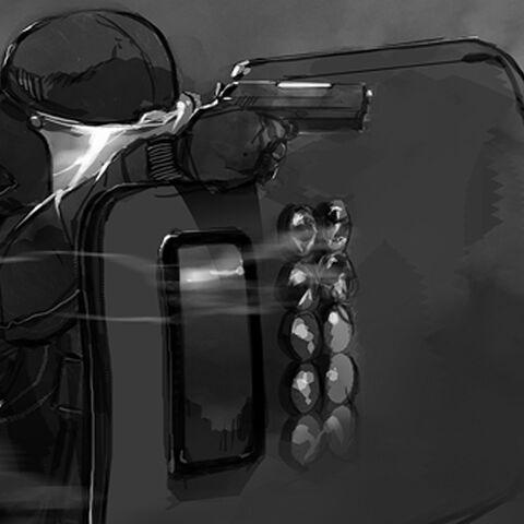 Blitz's trailer concept art
