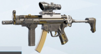 Constellation MP5 Skin