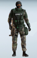Twitch CE Woodland Uniform