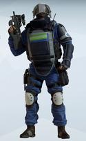 Rook Autoroutes Uniform