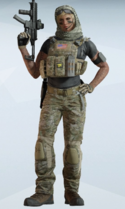 Valkyrie Default Uniform