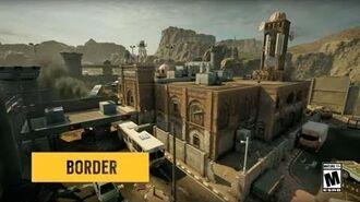 Rainbow Six Siege Border Map Overview Ubisoft NA