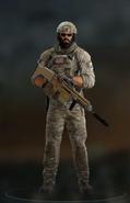 50.Blackbeard MK17