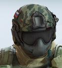 Fuze Russian Taiga Headgear