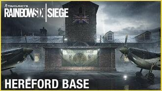 Rainbow Six Siege Operation Grim Sky - Hereford Base Trailer Ubisoft NA