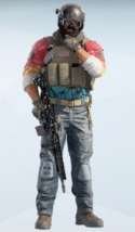 Blackbeard Sunset Denim Uniform