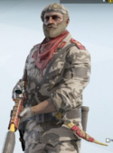 Kaid Bone Dry Uniform