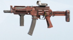 Russet Steel Weapon Skin