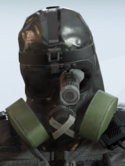 Mute Midnight Owl Headgear