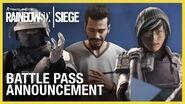 Rainbow Six Siege Battle Pass Announcement Ubisoft NA