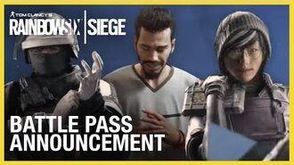 Rainbow Six Siege Battle Pass Announcement Ubisoft NA