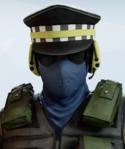 Alibi Enforcement Headgear
