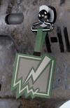 Bandit Green Charm