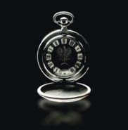 Jan Bosak Pocket Watch