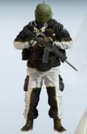 Tachanka Solar Expansion Uniform