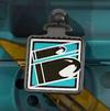Buck's Icon Charm