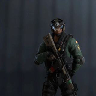 Jackal armed with <a href=