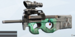 Splinter Cell Weapon Skin