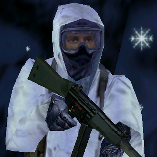 ---Arctic Light Suit--- <br />This streamlined uniform sacrifices protection for ease of movement. An excellent uniform choice for recon specialists operating in arctic environments, it consists of a lightweight Level IIa waist-length tactical vest, sub-zero parka, soft-soled rubber boots, Nomex balaclava, and cut resistant Nomex/Kevlar gloves. The vest reliably stops low-powered pistol rounds.