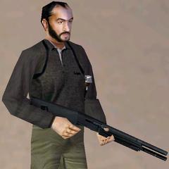 Islamic Vanguard member