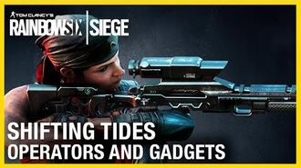 Rainbow Six Siege Shifting Tides Operators Gameplay Gadgets and Starter Tips Ubisoft NA