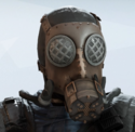 Smoke Pestilence Headgear