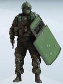 Zarafshan Range Fuze Uniform