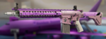 Bedazzled SR-25 Skin